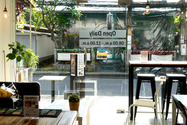 Mawin Cafe & Coworking Space, Koh Samui