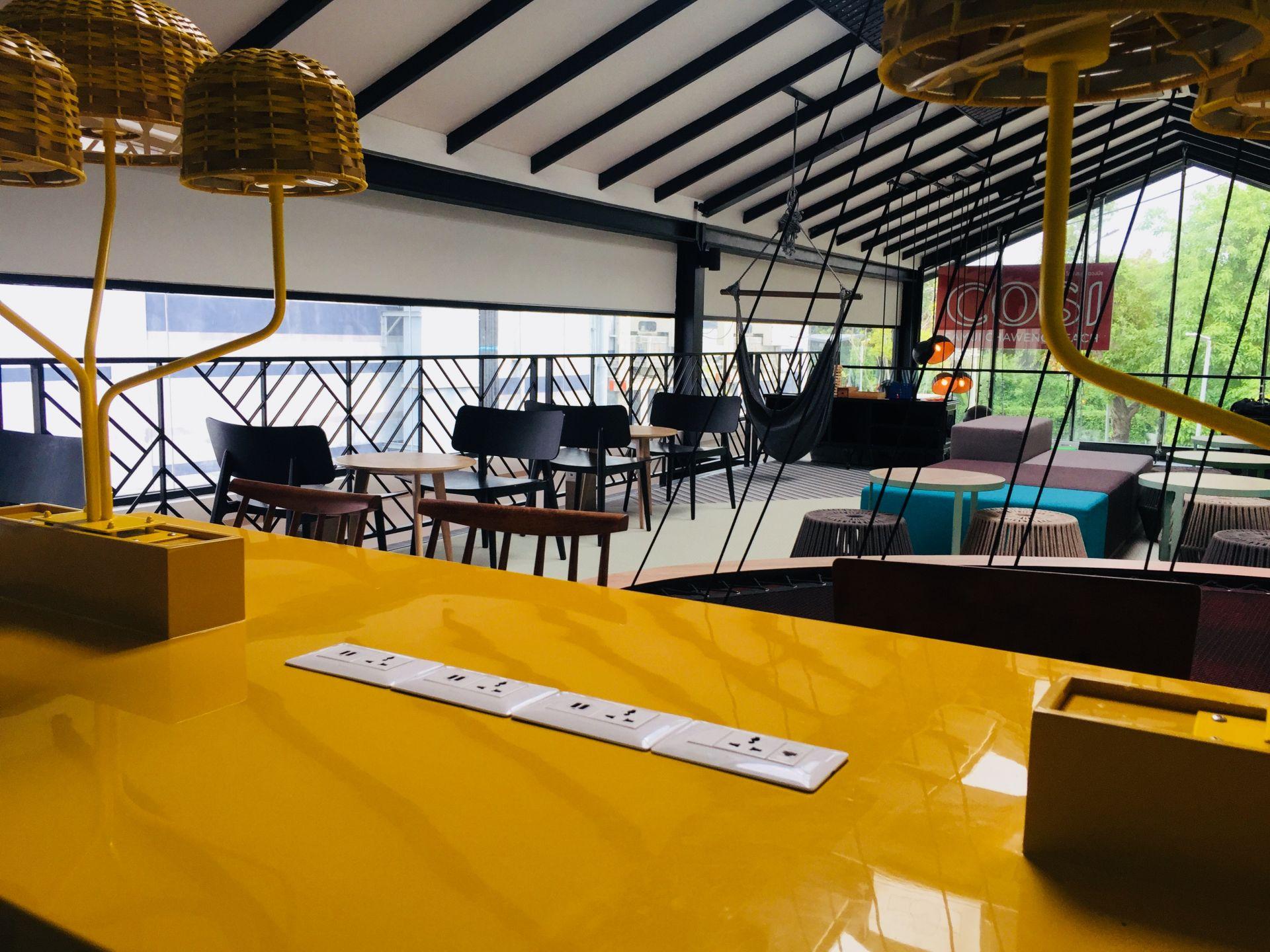 WYSIWYG Coworking Space & Cafe, Koh Samui