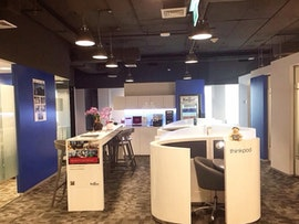 Regus Harbor Mall, Pattaya