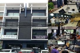 rPod Coworking Space, Pattaya