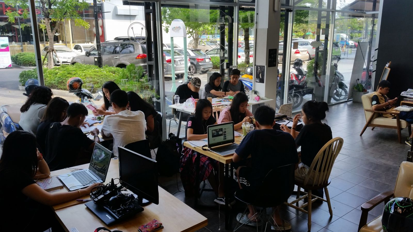 HATCH Coworking Space Phuket, Phuket