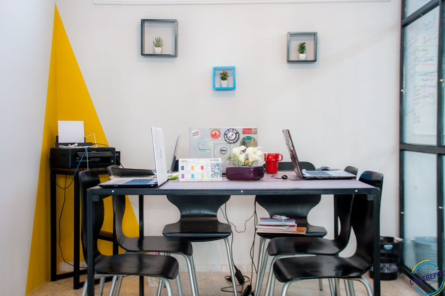 L'Entrepot Coworking Space, Ariana