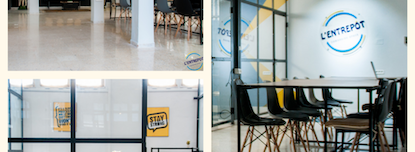 L'Entrepot Coworking Space