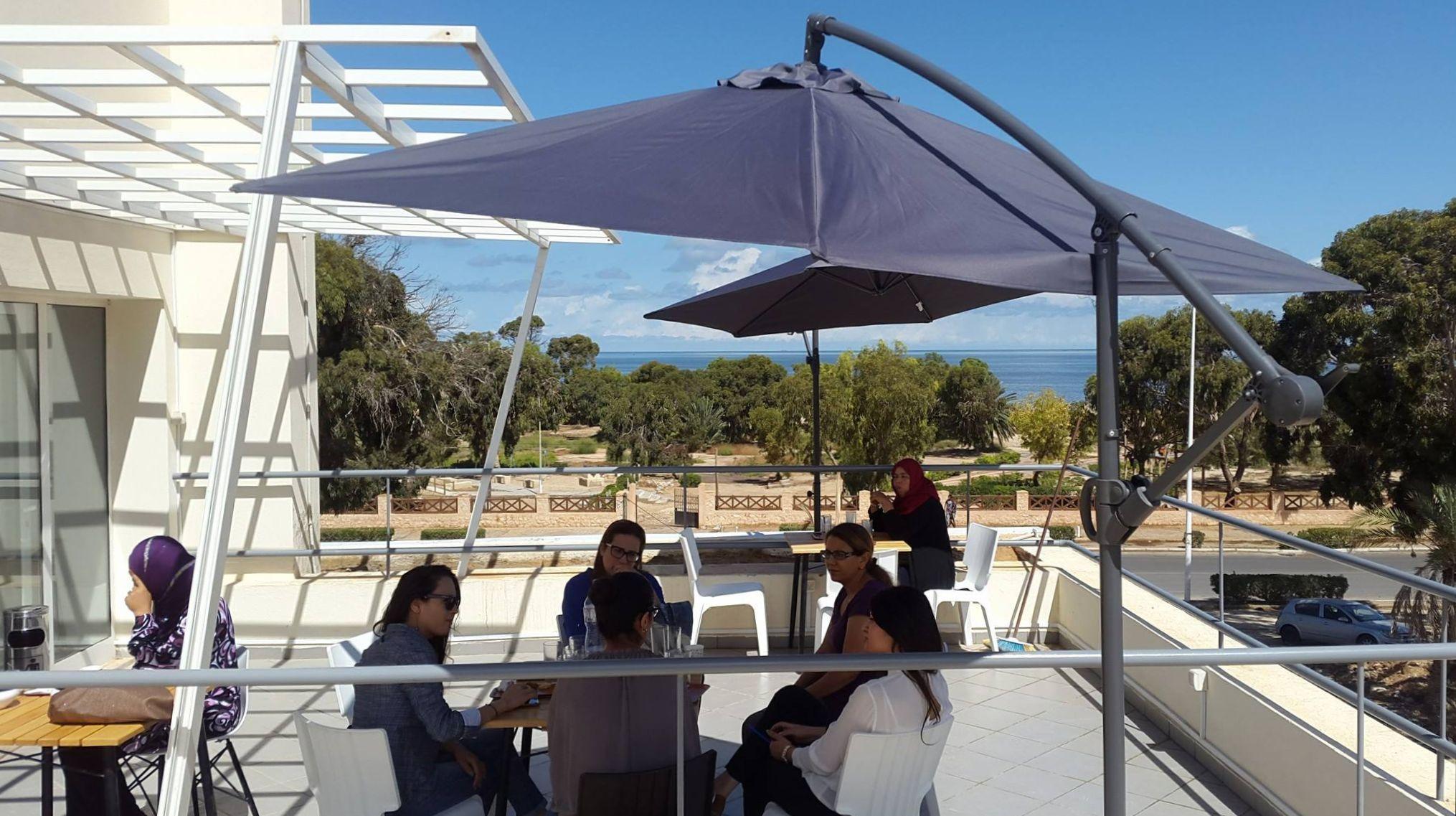 CoZi - Coworking Cafe, Djerba