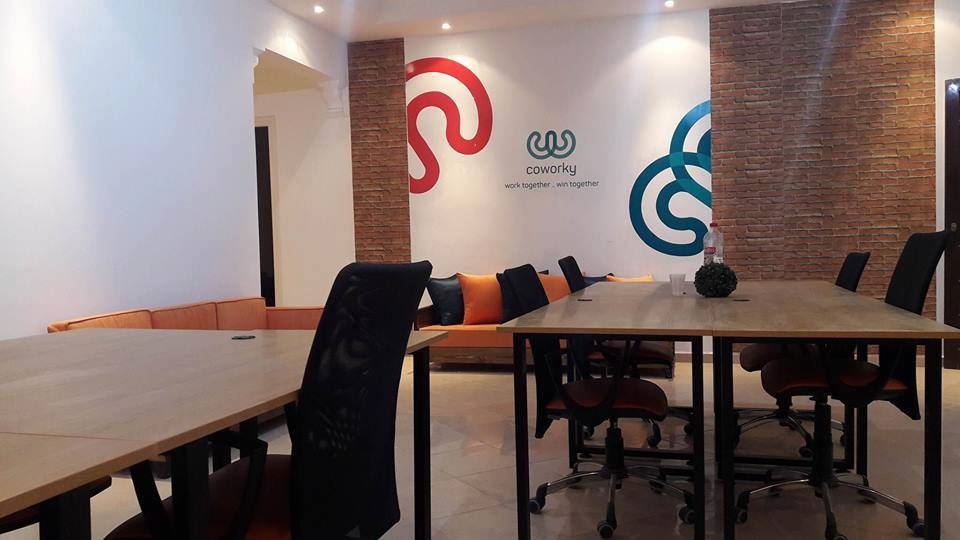 Coworky, Nabeul‎