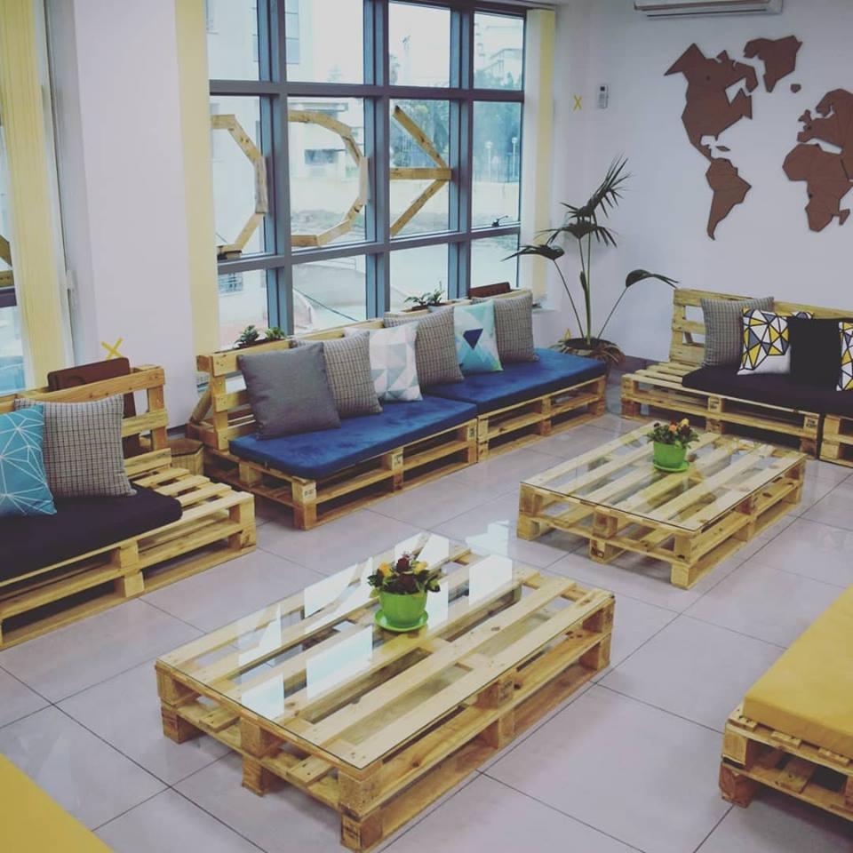Ecozone Coworking Space, Sfax