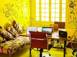 La Secte Coworking Space, Tunis