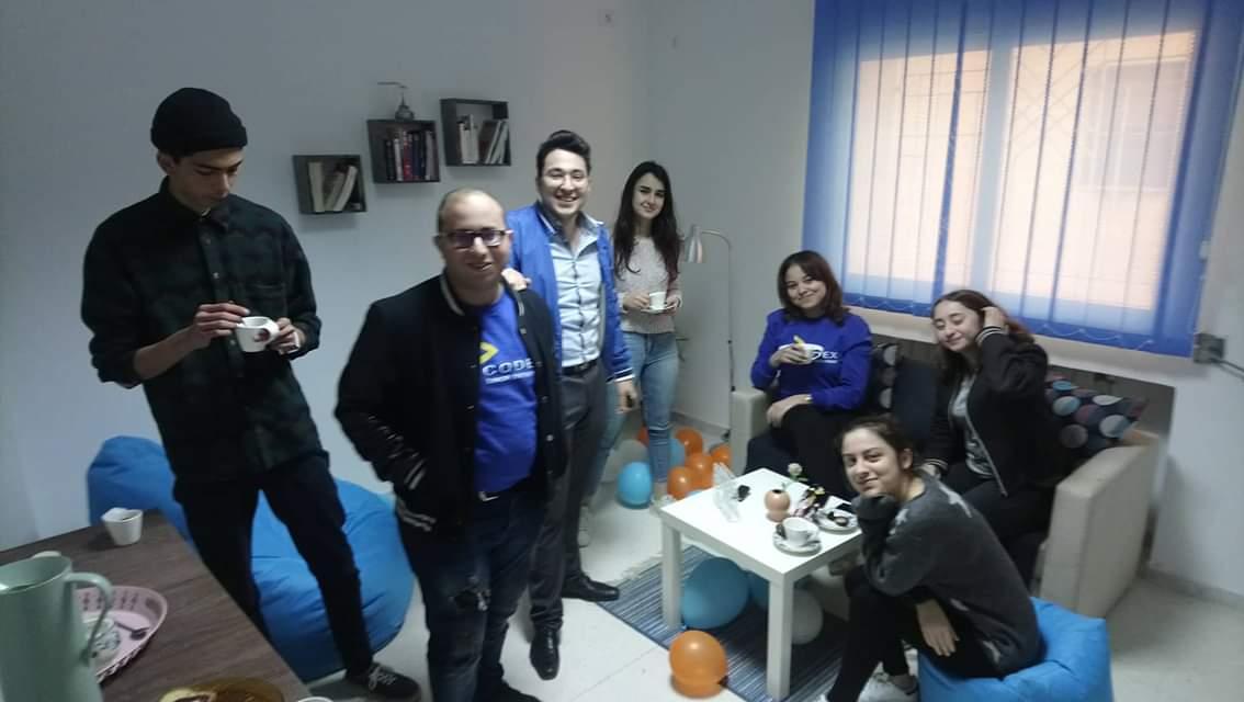 LUMA CO-WORKING SPACE, Tunis