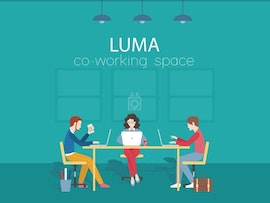 LUMA CO-WORKING SPACE, Tunis