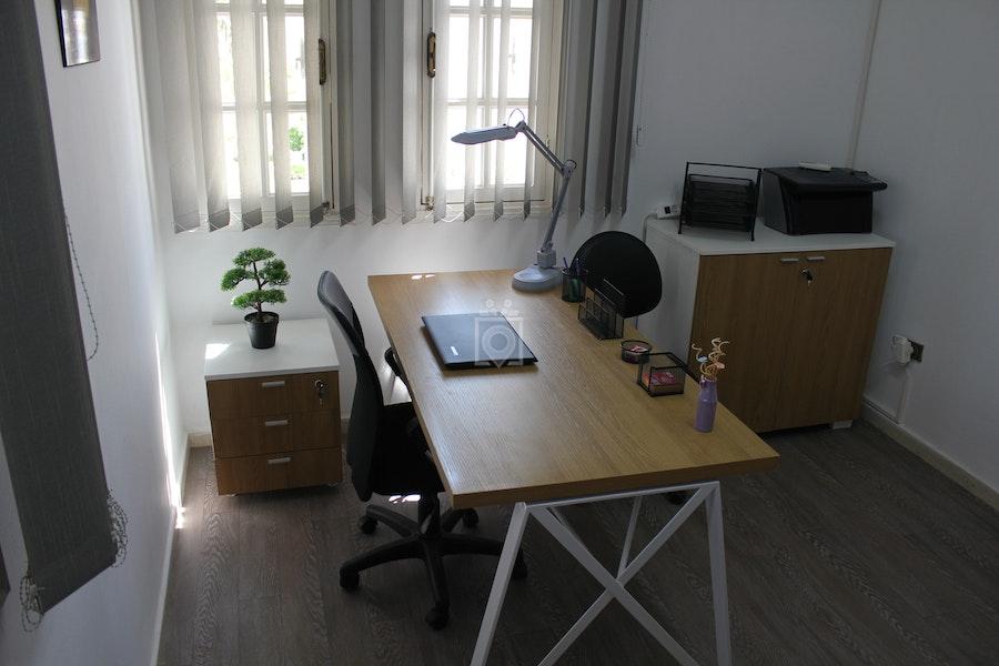 Mindup coworking space, Tunis