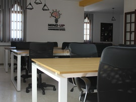 Mindup coworking space, Tunis