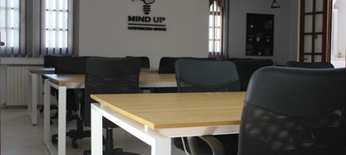 Mindup coworking space