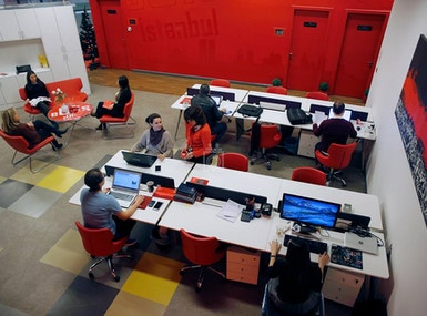 eOfis Sheraton Offices image 5