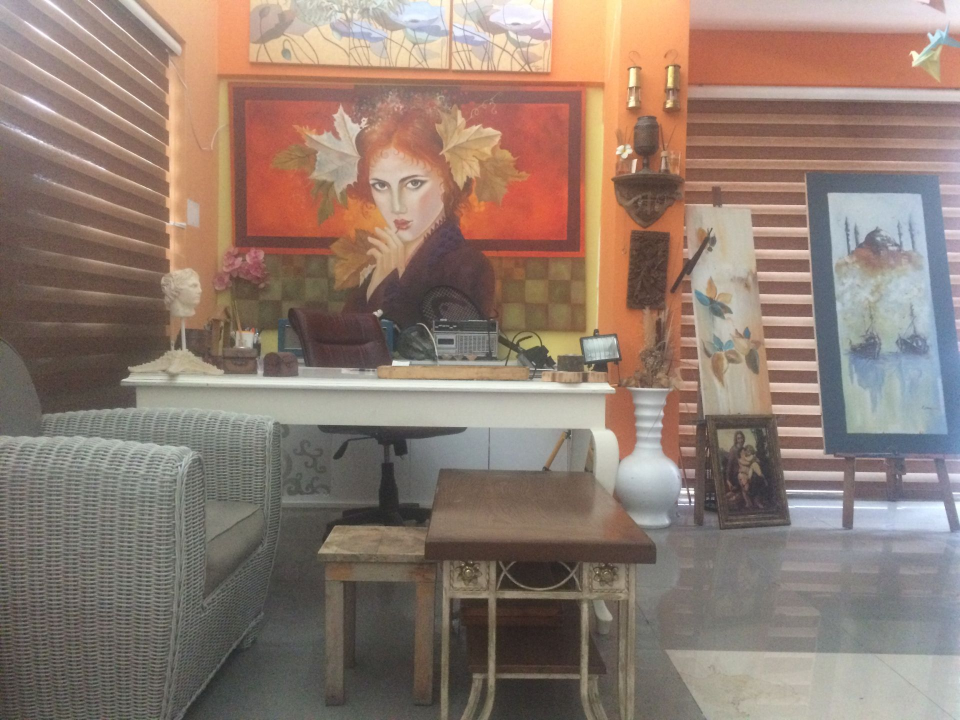 Creative Working Space, Antalya