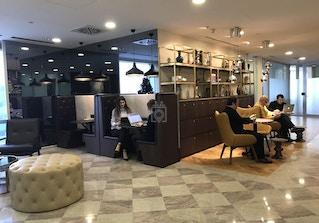 Servcorp Louis Vuitton Orjin Building image 2