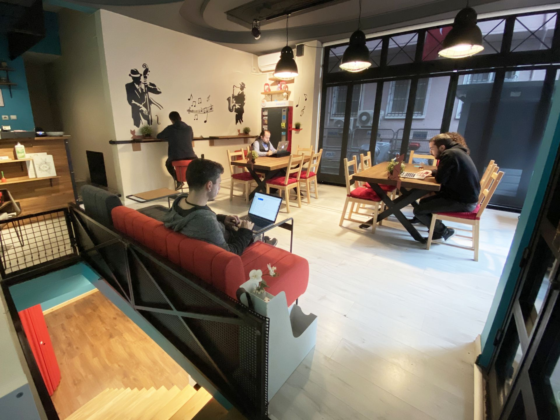 Unusual Office - The Legal Address | The Virtual Office, Istanbul