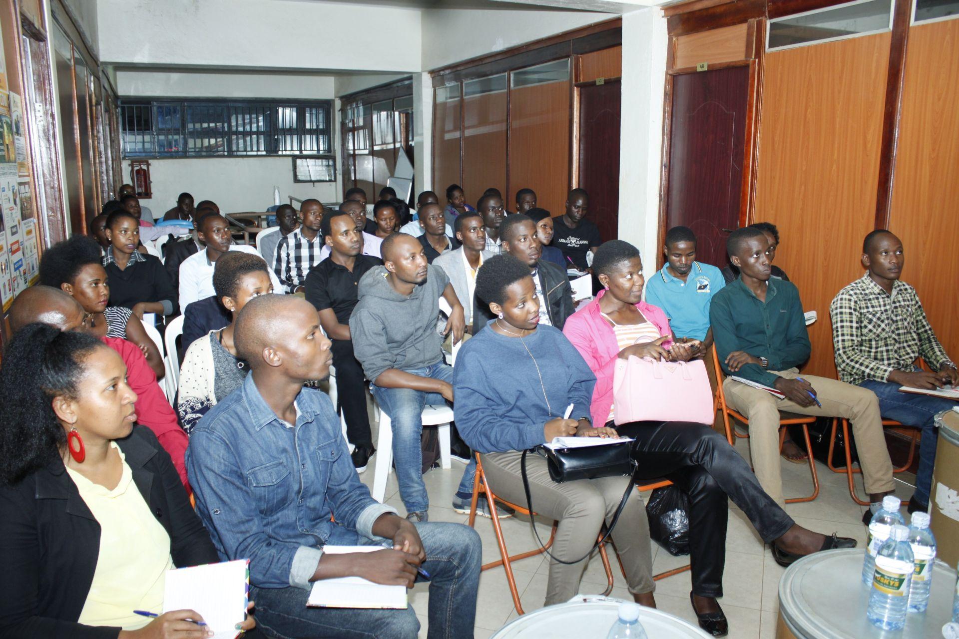TechBuzz Hub, Kampala