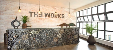 The Works at Latitude 0 Degrees