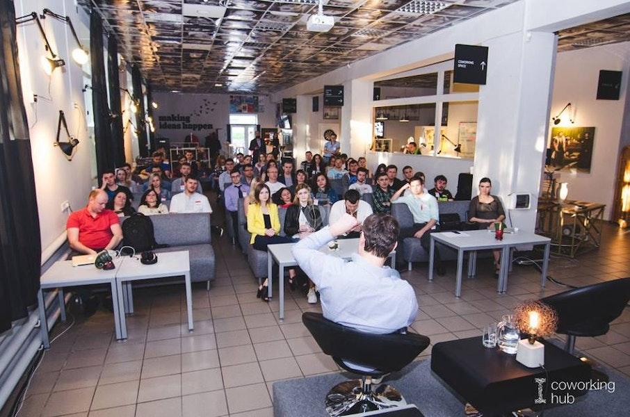 I Coworking Hub, Dnepropetrovsk