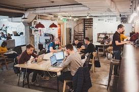 Coworking Platforma Art-Zavod, Kiev