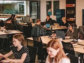 Coworking Platforma Leonardo, Kiev