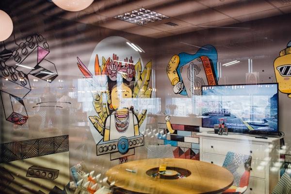 Creative Quarter Gulliver, Kiev
