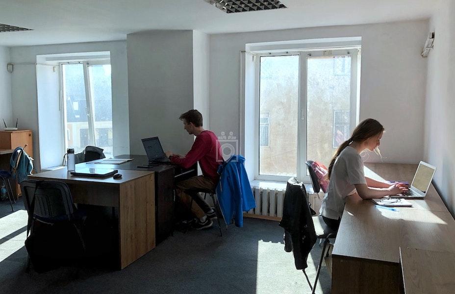 Kimnata Coworking, Lviv