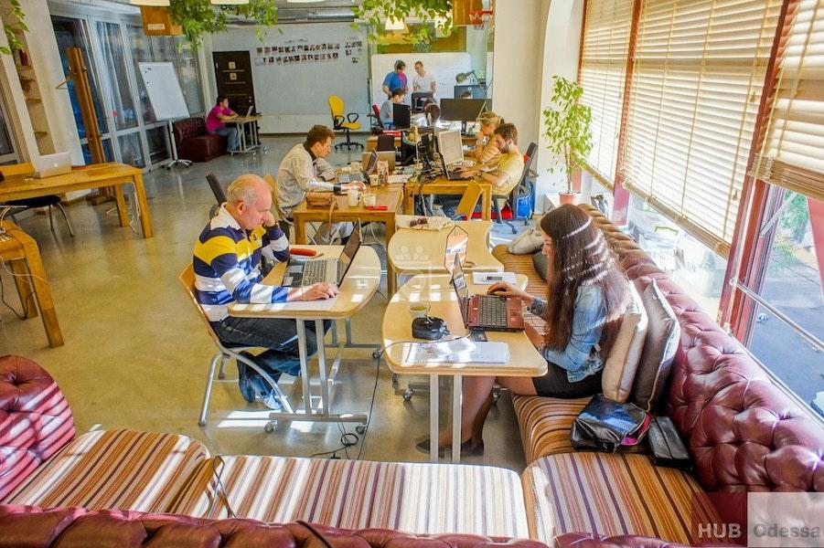 Impact Hub Odessa, Odessa