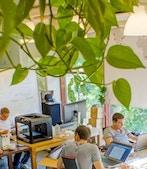 Coworking space on Греческая, а profile image