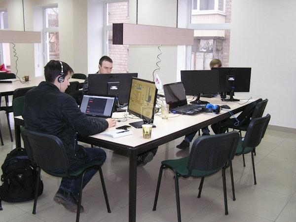 Grass Coworking, Poltava