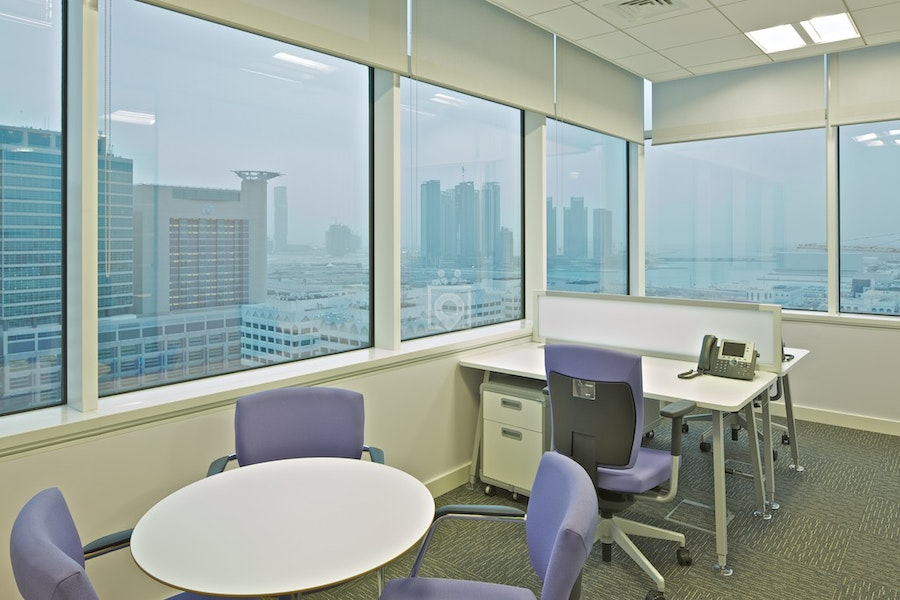 MBC Business Center, Abu Dhabi