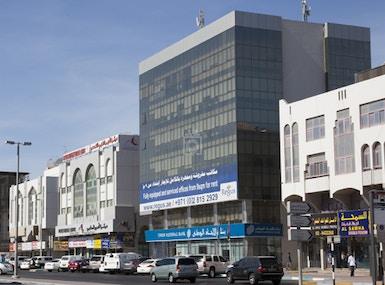 Regus Abu Dhabi Al Arjan image 4