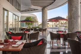 Witwork @Aroma Lobby Lounge, Abu Dhabi