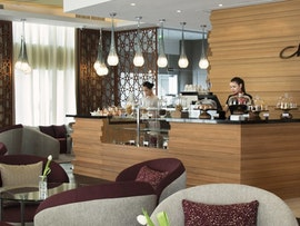 Witwork @Chai Lobby Lounge, Abu Dhabi