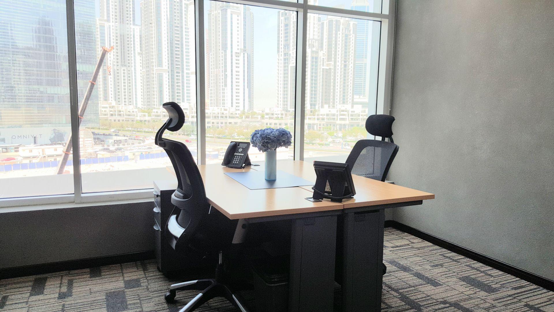 A Professional Space in the Business Hub of Dubai, Dubai
