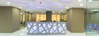 A Professional Space in the Business Hub of Dubai
