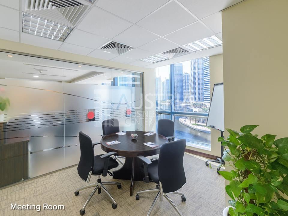 Austria Business Center, Jumeirah Bay, Dubai