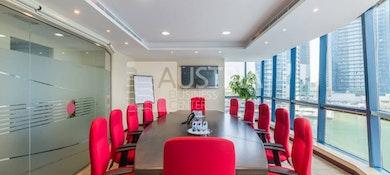 Austria Business Center, Jumeirah Bay