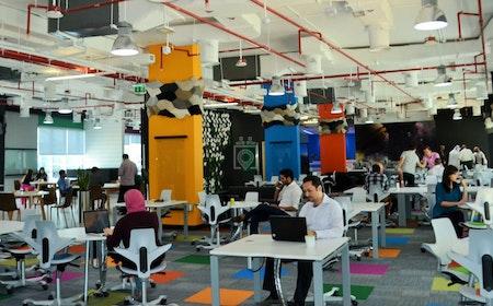 Dubai Technology Entrepreneur Centre, Dubai
