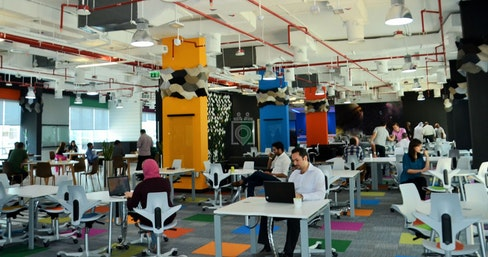 Dubai Technology Entrepreneur Centre, Dubai | coworkspace.com