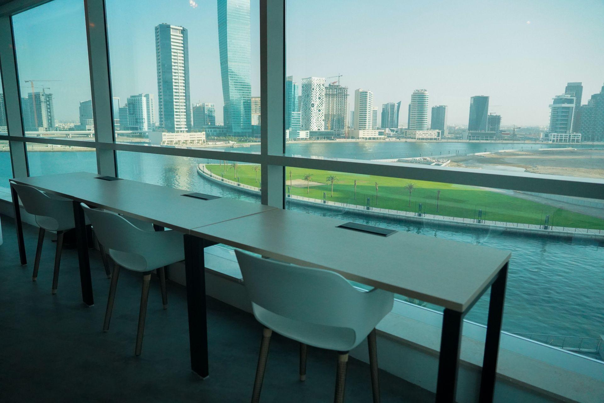 Forward Business Incubator, Dubai