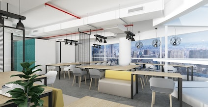 Forward Business Incubator, Dubai | coworkspace.com