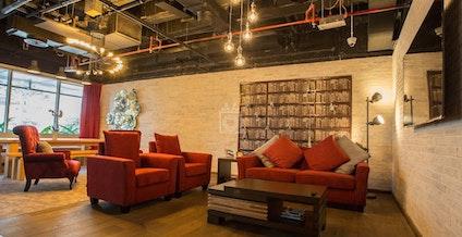 Health Care City Work Stations, Dubai | coworkspace.com