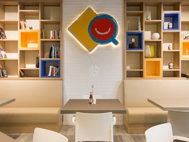 Launchpad the coworking space, Dubai