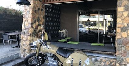 Letswork Bikers Cafe, Dubai | coworkspace.com