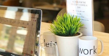 Letswork Ostro, Dubai | coworkspace.com