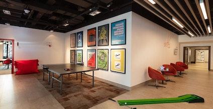 Letswork ROVE HEALTHCARE CITY, Dubai | coworkspace.com