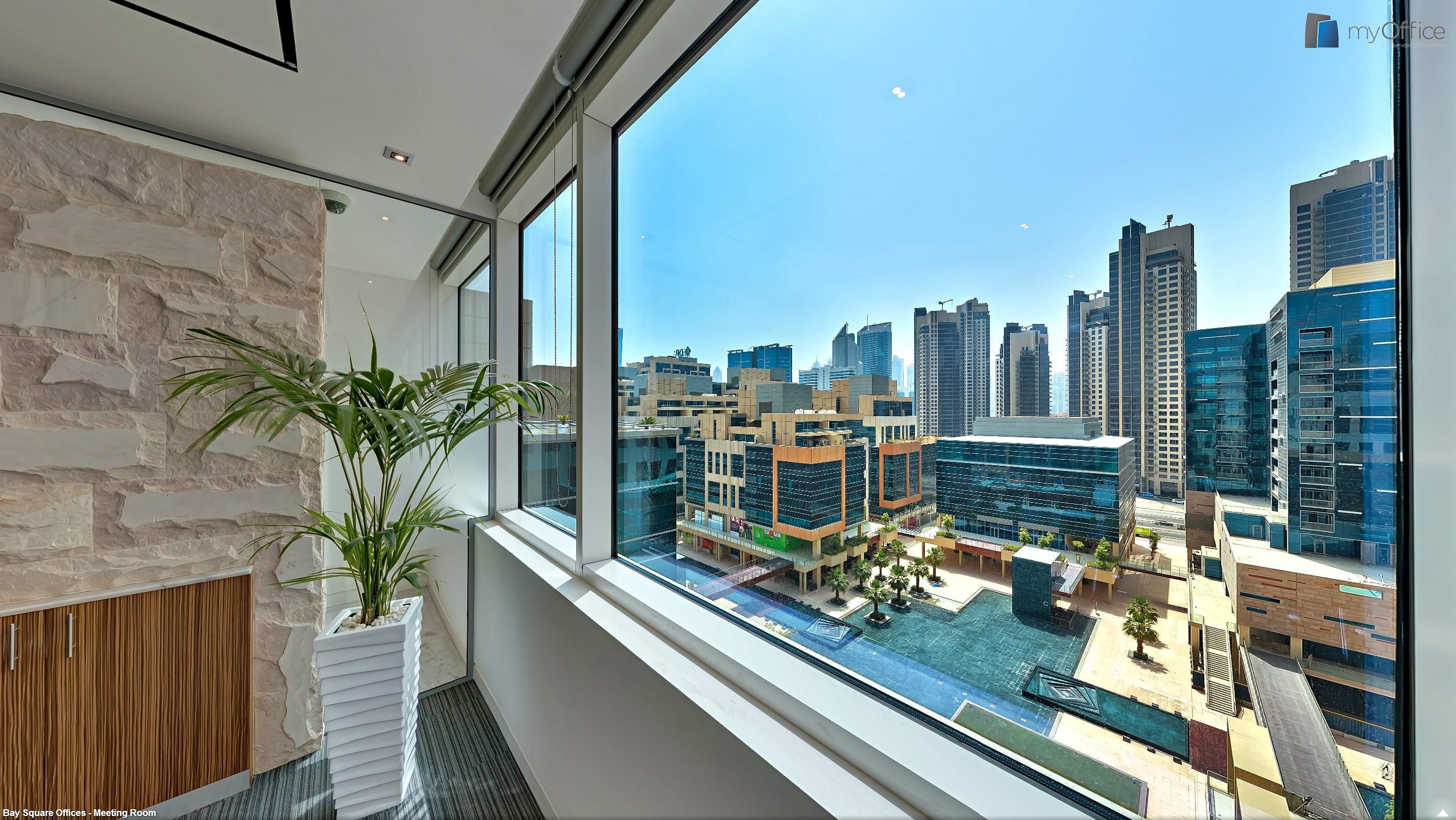 myOffice Bay Square, Dubai - Read Reviews & Book Online