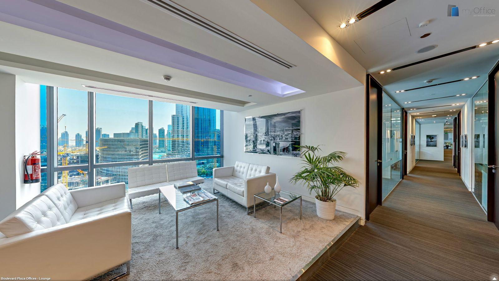 myOffice Boulevard Plaza, Dubai