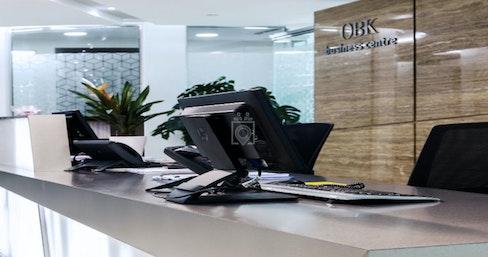 OBK Business Centre LLC, Dubai | coworkspace.com